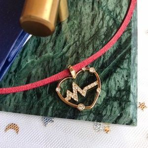 Swarovski Jewelry - Swarovski 925 Sterling Silver Pendant Necklace